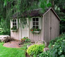 Image result for gardening shed