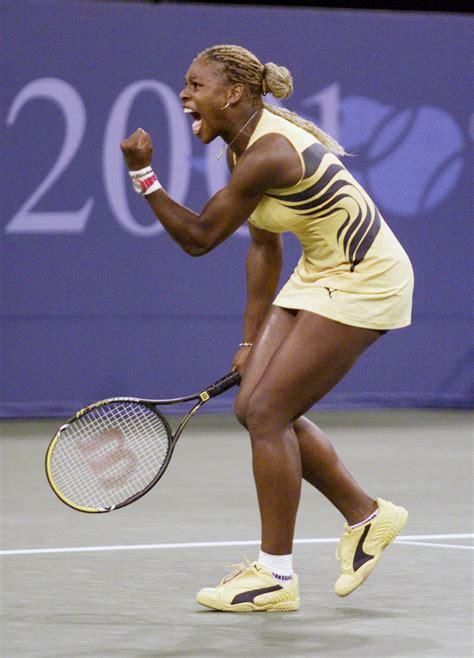 Living, loving, and working to help you. Los mejores autendos de Serena Williams en el Us Open