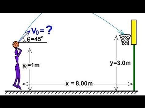 physics mechanics projectile motion    youtube