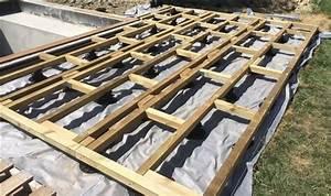 Lambourde Pour Terrasse Bois : comment faire le lien avec une piscine terrasse en ~ Premium-room.com Idées de Décoration