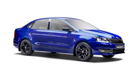 Skoda Rapid ONYX 1.6 MPI LE Price in India - Features ...
