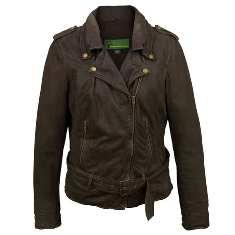 brown leather motorcycle jacket zoe women 39 s brown leather biker jacket hidepark leather