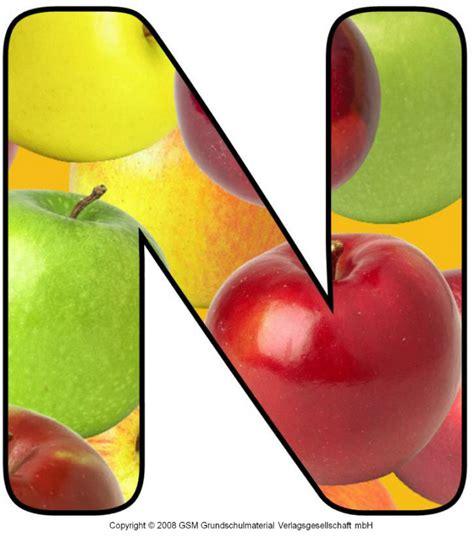 Buchstaben schablone zum ausdrucken din a4. Apfel-DEKO-Buchstabe: N - Medienwerkstatt-Wissen © 2006 ...