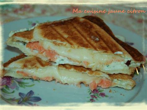 saumon boursin cuisine recettes de saumon de ma cuisine jaune citron