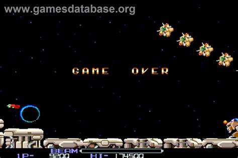 R Type Arcade Games Database