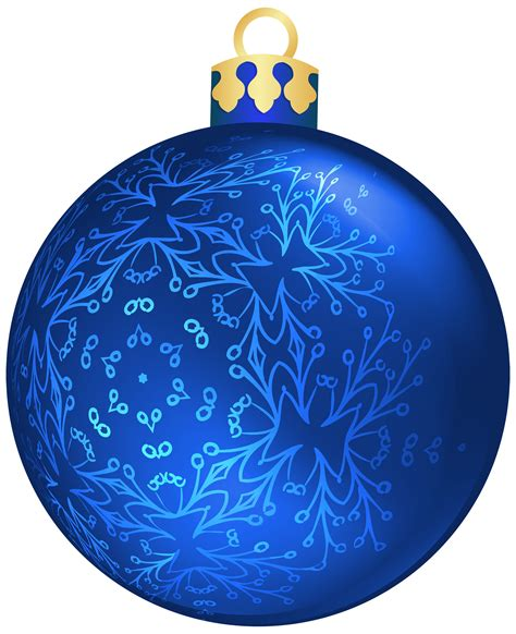 ball clipart blue christmas pencil and in color ball