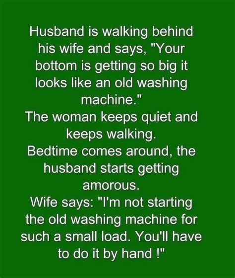 funny husband  wife joke pictures   images