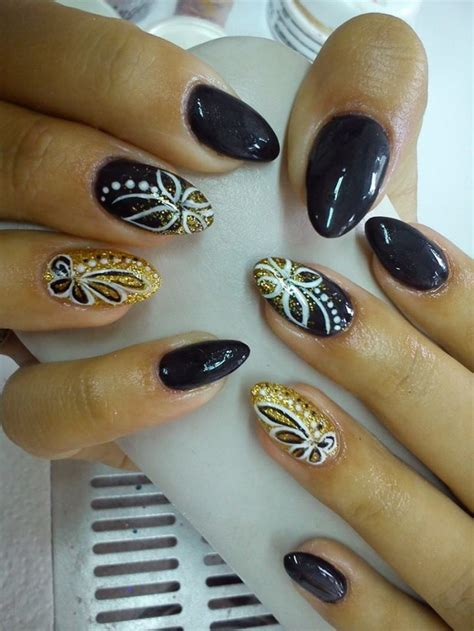 beautiful  simple nail design ideas