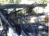 Photos of Total Loss Fire Claim