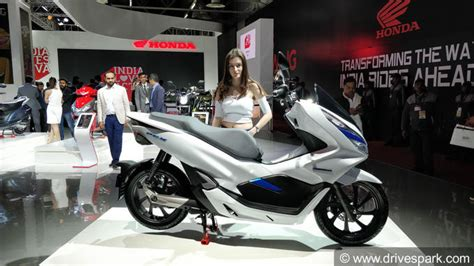 Honda Pcx Electric Modification by Honda Pcx Electric Concept Images Photo Gallery Of Honda