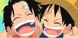One Piece images Ace and Luffy HD wallpaper and background ...