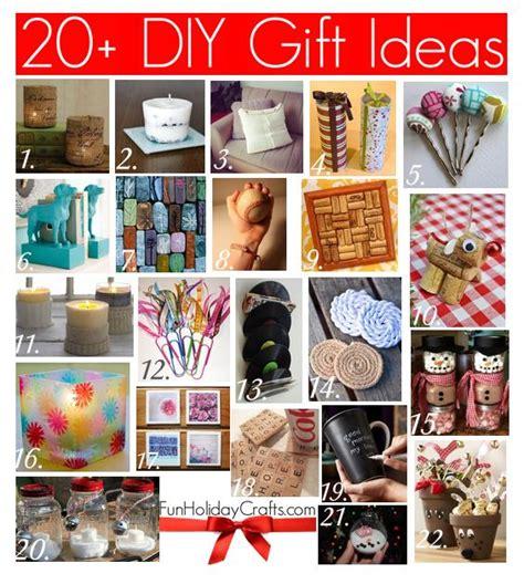 diy family christmas gifts 20 diy christmas gift ideas