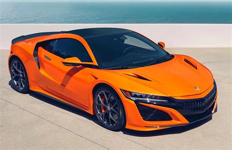 honda nsx revealed  sale  australia  september