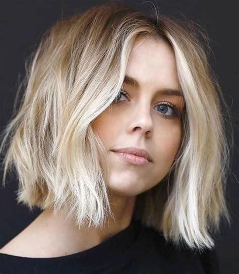 hairstyle trends  medium length hair