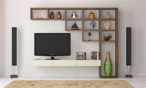 Wall Units For Living Room India by 7 Cool Contemporary Tv Wall Unit Designs For Your Living