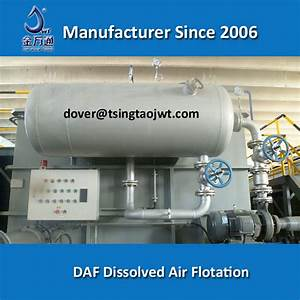 DAF Paper Making Wastewater Treatment System for sale ...