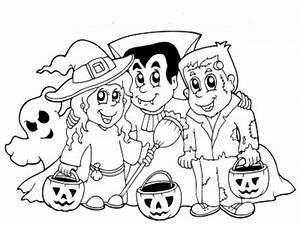 Citrouille D Halloween Dessin : coloriages halloween imprimer ~ Nature-et-papiers.com Idées de Décoration