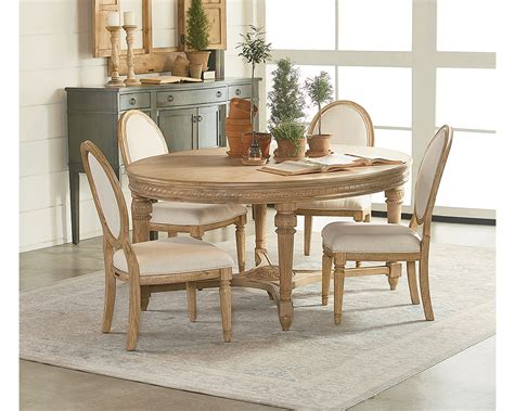 english country oval dining table  magnolia home