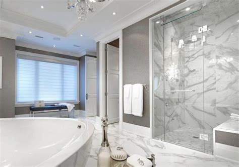 Modern Bathroom Marble Tile by 10 Beautiful Modern Tile Shower Ideas For Small Bathrooms