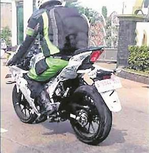India Bound 2017 Suzuki Gixxer 250 Spotted Testing
