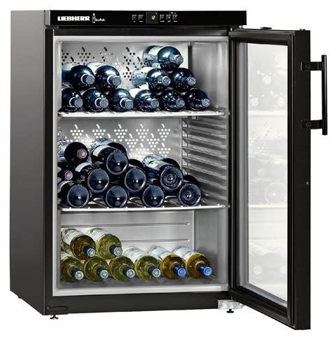 refrigerator kitchen cabinet liebherr wkb 1812 vinothek wine cabinet 1812
