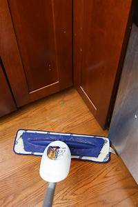 the quick and easy way to clean wood floors in the kitchen With how to clean real wood floors