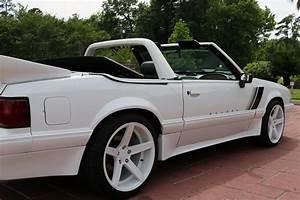 1989 Ford Mustang Saleen – TEXAS TRUCKS & CLASSICS