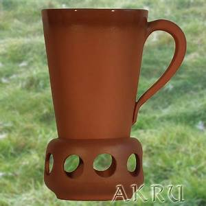 Tasse Mit Stövchen : tasse ko mit st vchen inhalt 0 40 l akru keramik gmbh ~ Orissabook.com Haus und Dekorationen