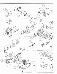 Red Max G300ts Serial No  None Date 1990 Parts Diagram For