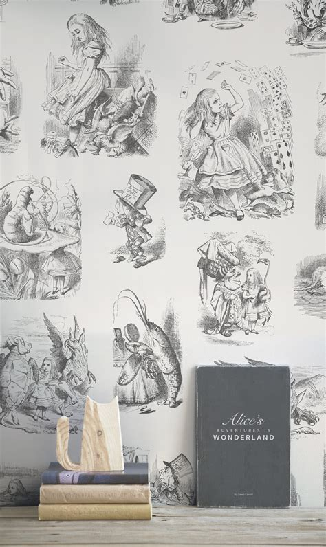literature themed wallpaper prints  murals wallpaper