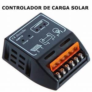 imagen de un regulador de carga solar Reforma Coruña