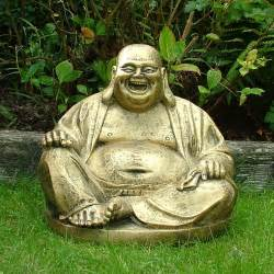 laughing buddha garden statue outdoor make the landscaping a place of with a garden