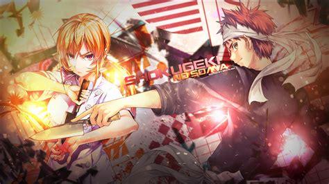 Wars Anime Wallpaper - food wars shokugeki no soma hd wallpaper background