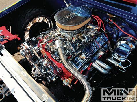long haul  chevy  mini truckin magazine