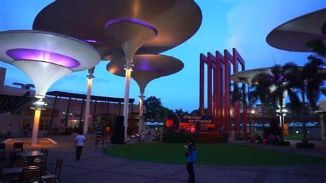 Outer Space Centris Walk Manila - YouTube