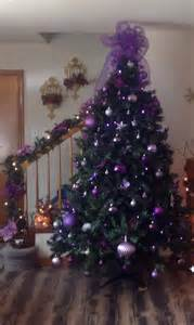 25 best ideas about purple christmas tree on pinterest purple christmas purple christmas