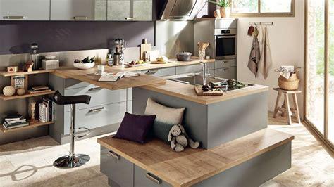 cuisines ouvertes decoration cuisine salon aire ouverte