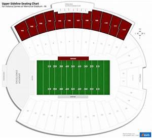 Memorial Stadium In Indiana Seating Guide