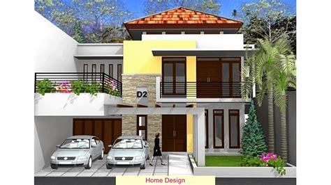 desain rumah tingkat minimalis arcadia design architect