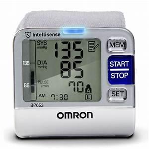 7 Series U2122 Wrist Blood Pressure Monitor