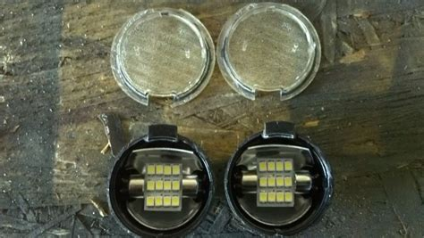 puddle light led retrofit pictures ford f150 forum