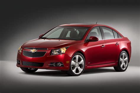 2011 Chevrolet Cruze Rs  Top Speed