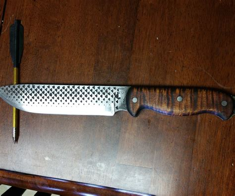 farriers rasp knife  steps  pictures