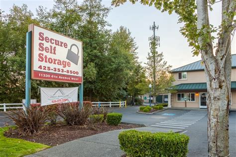 Office Supplies Everett Wa by Photos Of Everett Secure Self Storage In Everett Wa
