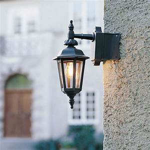 konstsmide 519 750 pallas 1 light outdoor wall bracket With outdoor wall light mounting hardware