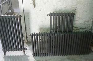 Peinture Pour Radiateur En Fonte : radiateur fonte decape ~ Premium-room.com Idées de Décoration