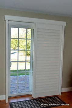 plantation shutters  sliding glass doors lowes