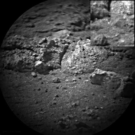 Mars Curiosity Rover Shows Off Laser Shots – Talking ...