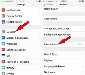 How To Fix Camera Icon Missing On Iphone After Ios Update