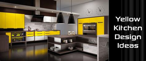 yellow kitchen decorating ideas yellow kitchen design ideas decoration